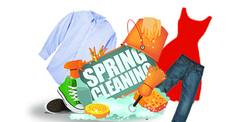 Spring Cleaning Easy